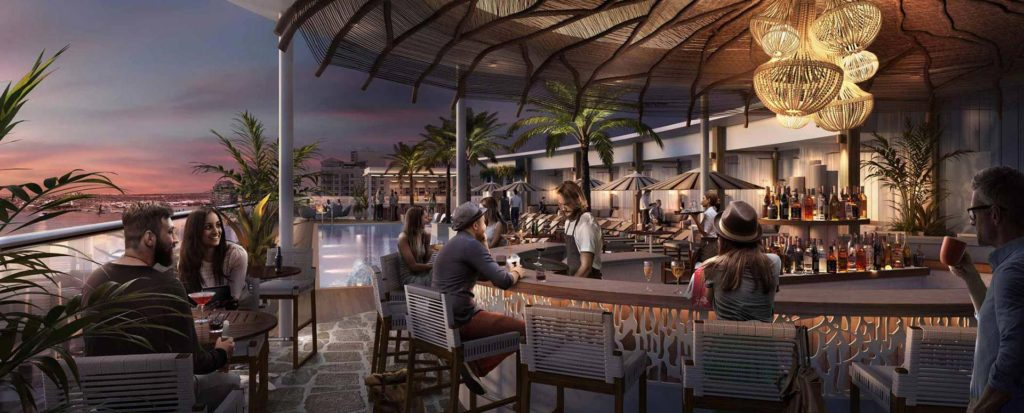 The Ben, Rooftop Experience in West Palm Beach